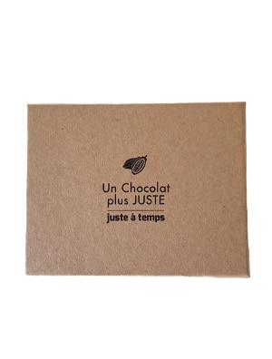 boite-kraft-de-23-chocolats-personnalisable-150g